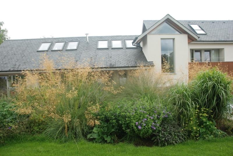 Country garden in kildare living landscapes for Garden design kildare